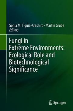 Cover of the book Fungi in Extreme Environments: Ecological Role and Biotechnological Significance