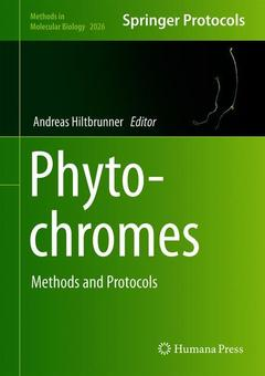 Cover of the book Phytochromes
