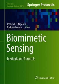 Cover of the book Biomimetic Sensing