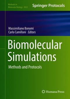 Cover of the book Biomolecular Simulations