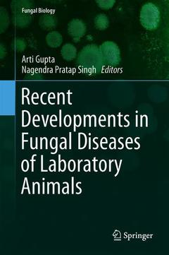 Cover of the book Recent Developments in Fungal Diseases of Laboratory Animals
