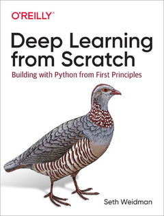 Cover of the book Deep Learning from Scratch