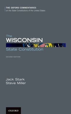 Couverture de l'ouvrage The Wisconsin State Constitution