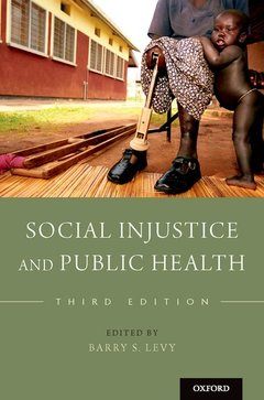 Cover of the book Social Injustice and Public Health
