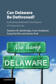 Couverture de l'ouvrage Can Delaware Be Dethroned?
