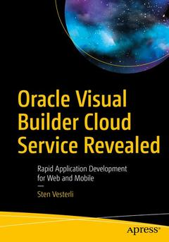 Cover of the book Oracle Visual Builder Cloud Service Revealed