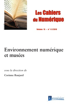 Couverture de l'ouvrage Environnement numérique et musées