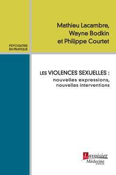 Couverture de l'ouvrage Les violences sexuelles