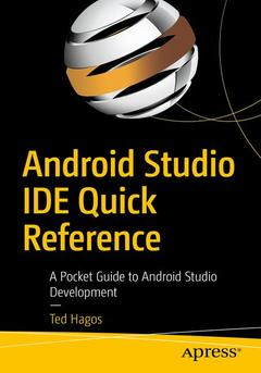 Cover of the book Android Studio IDE Quick Reference