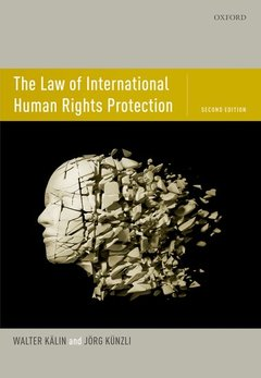 Cover of the book The Law of International Human Rights Protection
