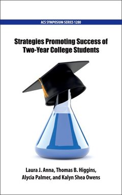 Couverture de l'ouvrage Strategies Promoting Success of Two-Year College Students