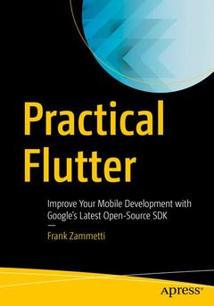 Cover of the book Practical Flutter