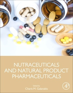 Couverture de l'ouvrage Nutraceuticals and Natural Product Pharmaceuticals
