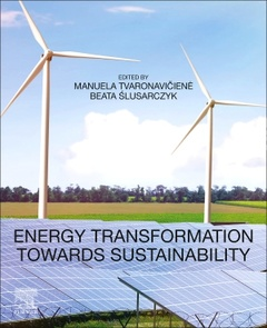 Cover of the book Energy Transformation towards Sustainability