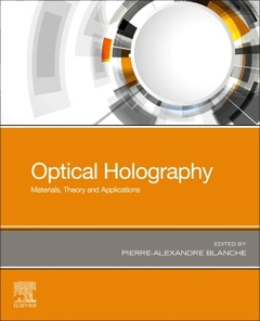 Cover of the book Optical Holography-Materials, Theory and Applications