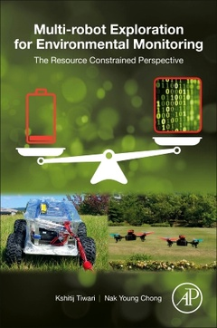 Couverture de l'ouvrage Multi-robot Exploration for Environmental Monitoring