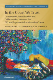Couverture de l'ouvrage The European Court of Justice and Administrative Courts