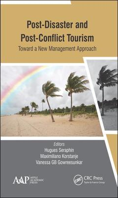Couverture de l'ouvrage Post-Disaster and Post-Conflict Tourism