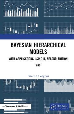 Couverture de l'ouvrage Bayesian Hierarchical Models