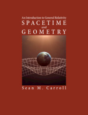 Couverture de l'ouvrage Spacetime and Geometry