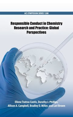 Cover of the book Responsible Conduct in Chemistry Research and Practice