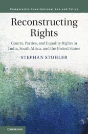 Couverture de l'ouvrage Reconstructing Rights