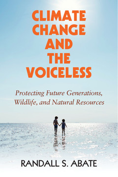 Couverture de l'ouvrage Climate Change and the Voiceless