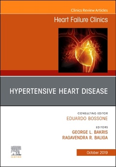 Cover of the book Hypertensive Heart Disease, An Issue of Heart Failure Clinics