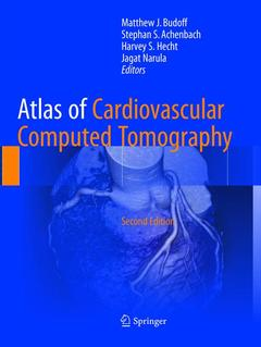 Couverture de l'ouvrage Atlas of Cardiovascular Computed Tomography