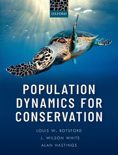 Cover of the book Population Dynamics for Conservation