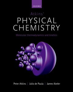 Cover of the book Atkins' Physical Chemistry