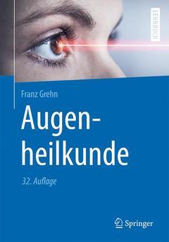 Couverture de l'ouvrage Augenheilkunde