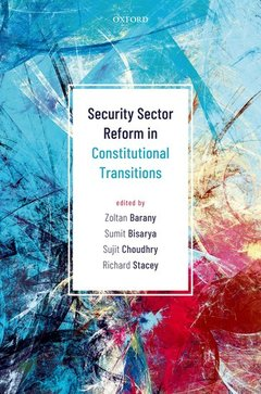 Cover of the book Security Sector Reform and Constitutional Transitions