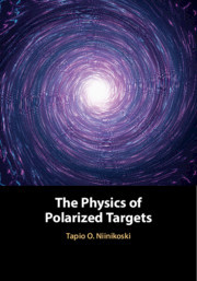 Cover of the book The Physics of Polarized Targets