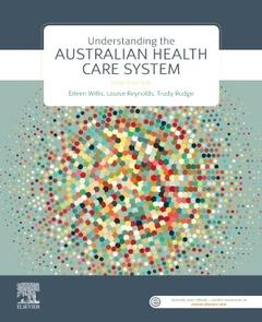 Couverture de l'ouvrage Understanding the Australian Health Care System