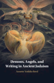 Couverture de l'ouvrage Demons, Angels, and Writing in Ancient Judaism