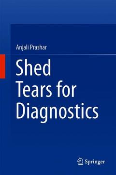 Cover of the book Shed Tears for Diagnostics