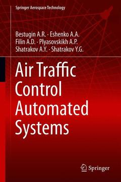 Cover of the book Air Traffic Control Automated Systems
