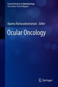Couverture de l'ouvrage Ocular Oncology