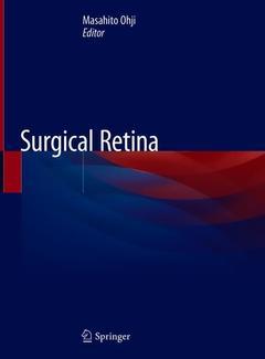Couverture de l'ouvrage Surgical Retina