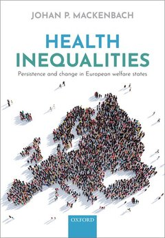Cover of the book Health inequalities
