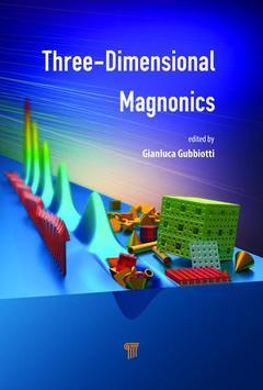 Cover of the book Three-Dimensional Magnonics
