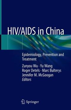 Cover of the book HIV/AIDS in China