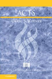 Couverture de l'ouvrage Acts