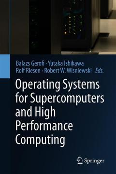 Cover of the book Operating Systems for Supercomputers and High Performance Computing