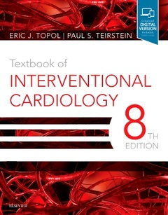 Cover of the book Textbook of Interventional Cardiology