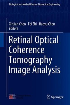 Cover of the book Retinal Optical Coherence Tomography Image Analysis