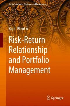 Couverture de l'ouvrage Risk-Return Relationship and Portfolio Management