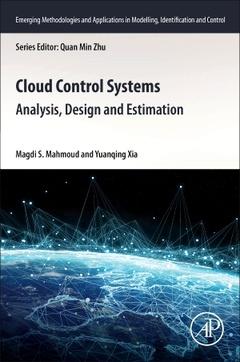 Couverture de l'ouvrage Cloud Control Systems