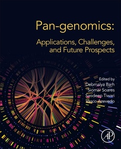 Cover of the book Pan-genomics: Applications, Challenges, and Future Prospects